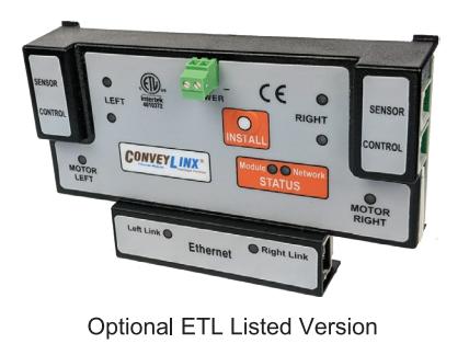 Conveylinx Optional ETL