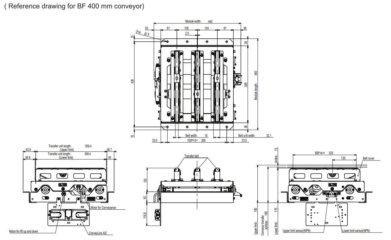 PDU-90 Dimensions