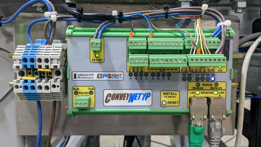 ConveyNet-IP